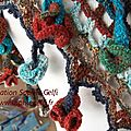 Chale crochet 4sg