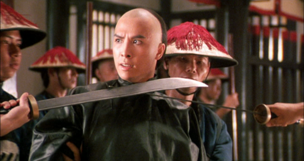 Wong Kei-Ying, Iron Monkey, Donnie Yen