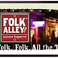Mary-lou et folk alley