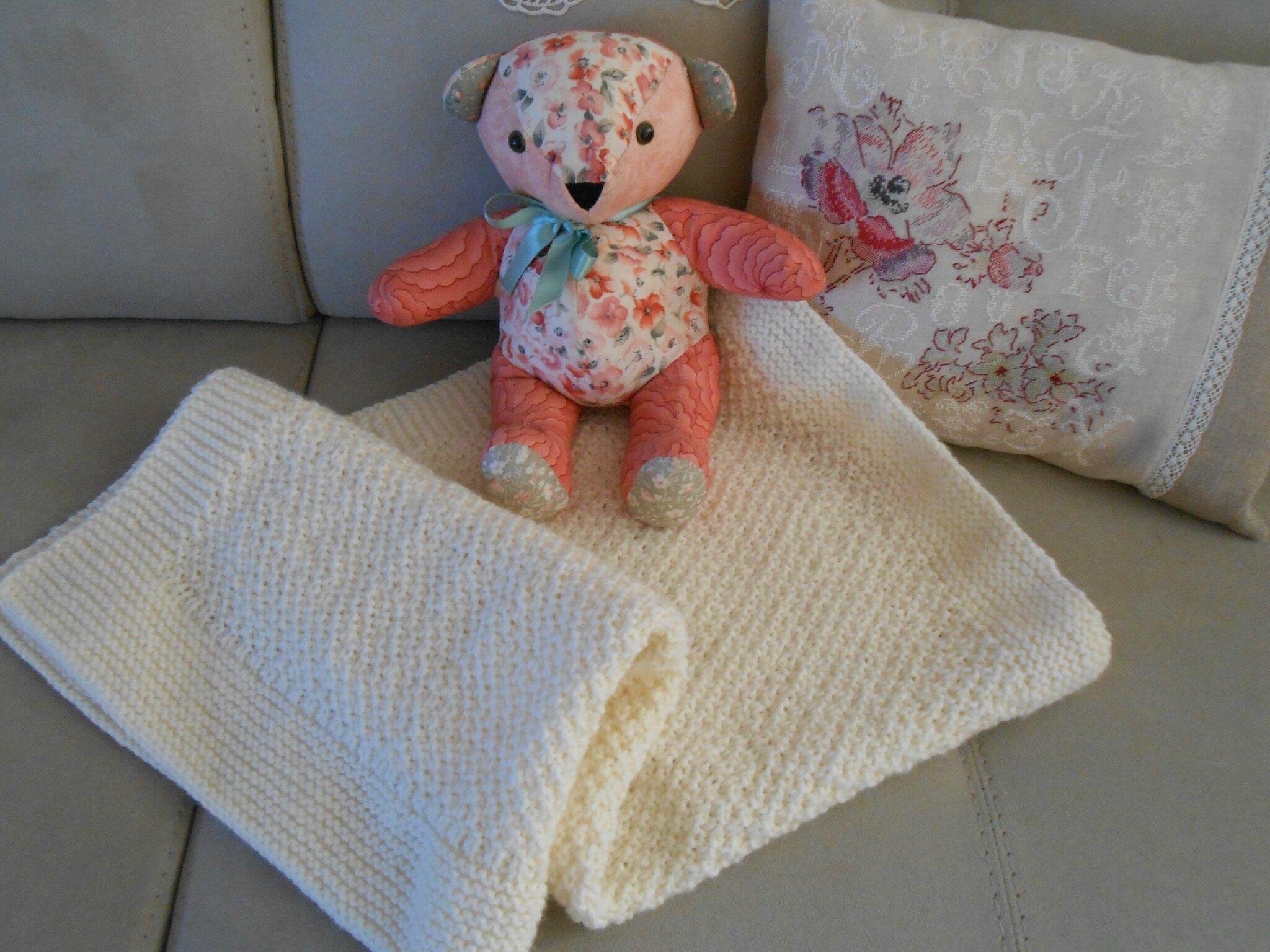 couverture laine tricot 2