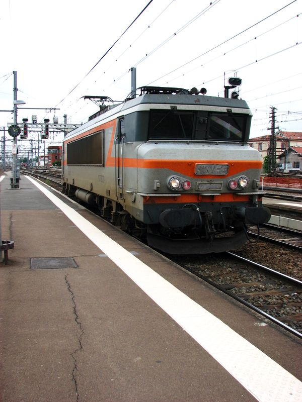 BB 7300 à Toulouse
