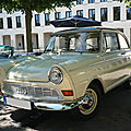 DKW Junior de Luxe berline 1962 Karlsruhe (1)