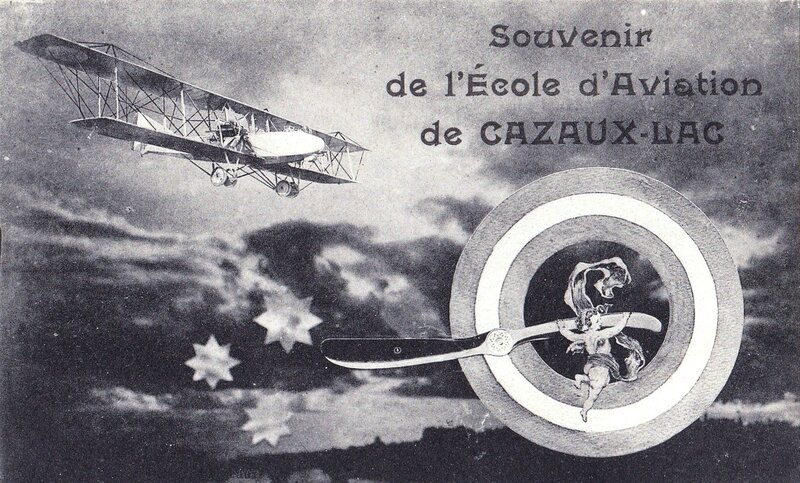 CPA Cazaux Ecole d'Aviation