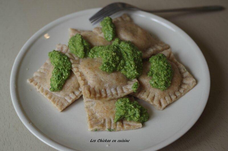 Raviolis épinards (7)