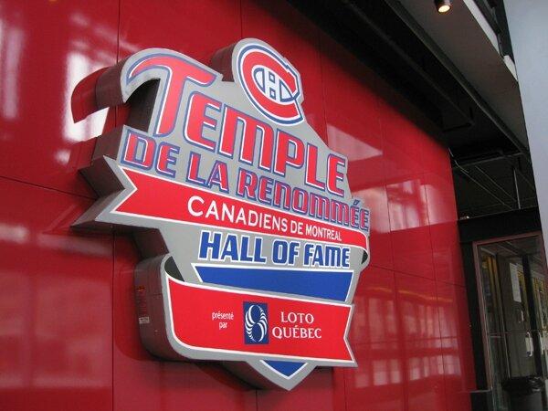 12 Pourquoi j'aime le hockey Temple renommée Montréal Canada