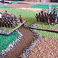 Armée anglaise 1815, acte ii