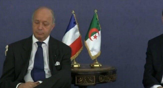 Fabius Algerie