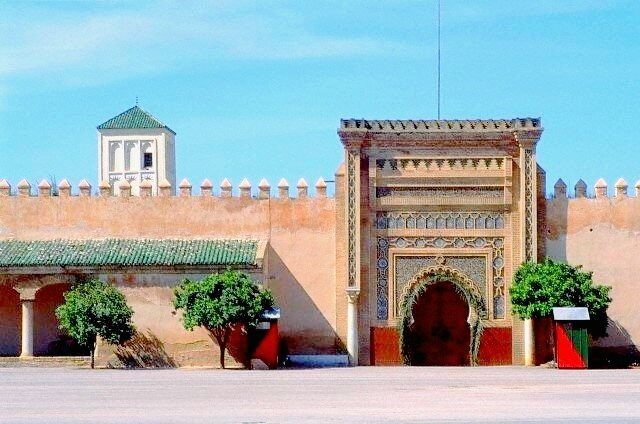 palais Royale Meknes