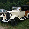 CITROËN AC 4F boulangère 1931 Baden Baden (1)