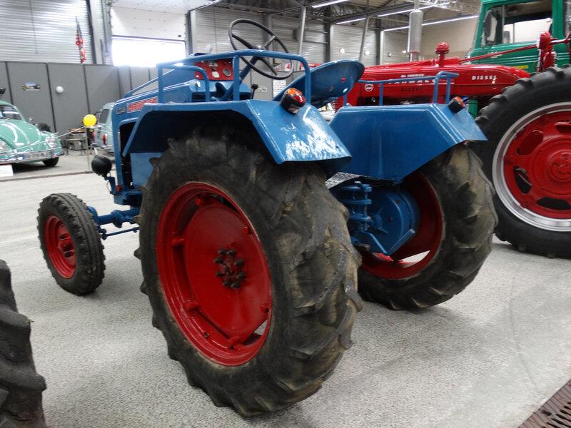 LABOURIER LDA tracteur agricole 1950 Besançon (2)