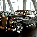 MERCEDES BENZ 300 W189 berline Adenauer 1959 Stuttgart (1)