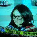 Jolin went to faye wong's concert at taipei arena