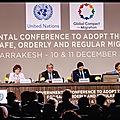 pacte mondial migrations