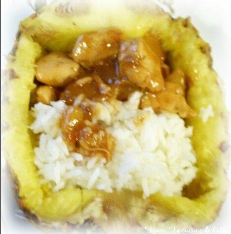 poulet ananas 4
