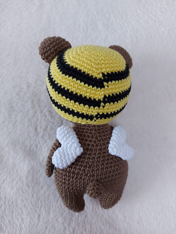 Ours Abeille 2