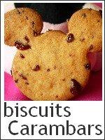 Biscuits aux pépites de carambar index