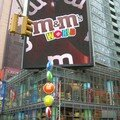 Le magasin M&M's