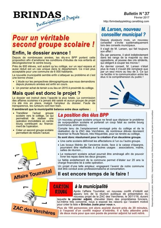 Tract n°37 2017-02