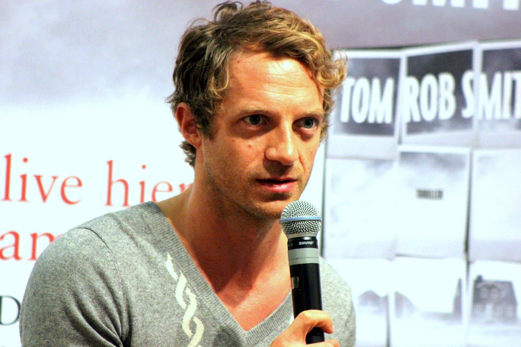 Tom Rob Smith en 2013