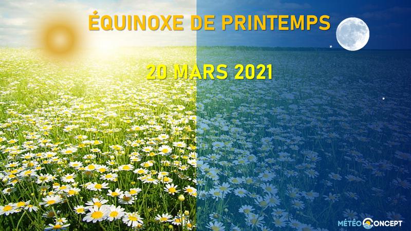 EQUINOXE DE PRINTEMPS