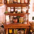 Mes épices pour minouchkah...