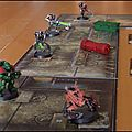 Gears of warhammer 40k - suite de la campagne micidia v