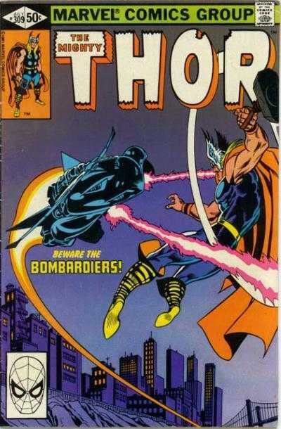 mighty thor 1966 309