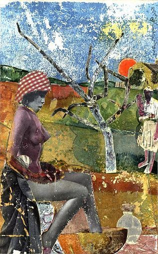Romare_Bearden_-_The_Calabash,_1970,_Library_of_Congress