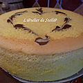 Cheese cake cotton japonais bis