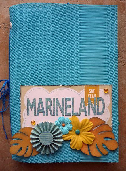 mini album Marineland couv