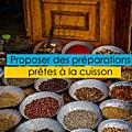 [agribusiness] agroalimentaire : composer des préparations prêtes à l'usage