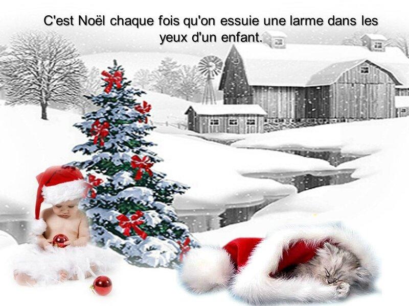 C+est+Noël+chaque+fois+qu+on+essuie+une+larme+dans+les+yeux+d+un+enfant