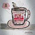 Tasse de café L'Atelier de Framboise Chocolat