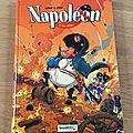 Nous avons lu napoléon, de mal empire !