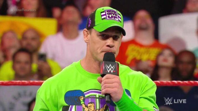 BREAKING NEWS : John Cena de Retour ! Le 28.02.2020 !