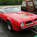 Pontiac firebird trans am 455 coupe-1974