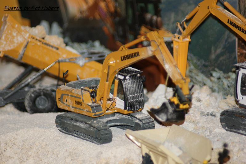 Modifications Liebherr 916 et 924