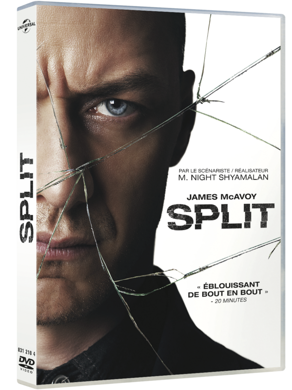 Split France DVD Retail Sleeve Packshot 3Ddef