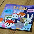 The zazoo, livre jeunesse bilingue anglais/français