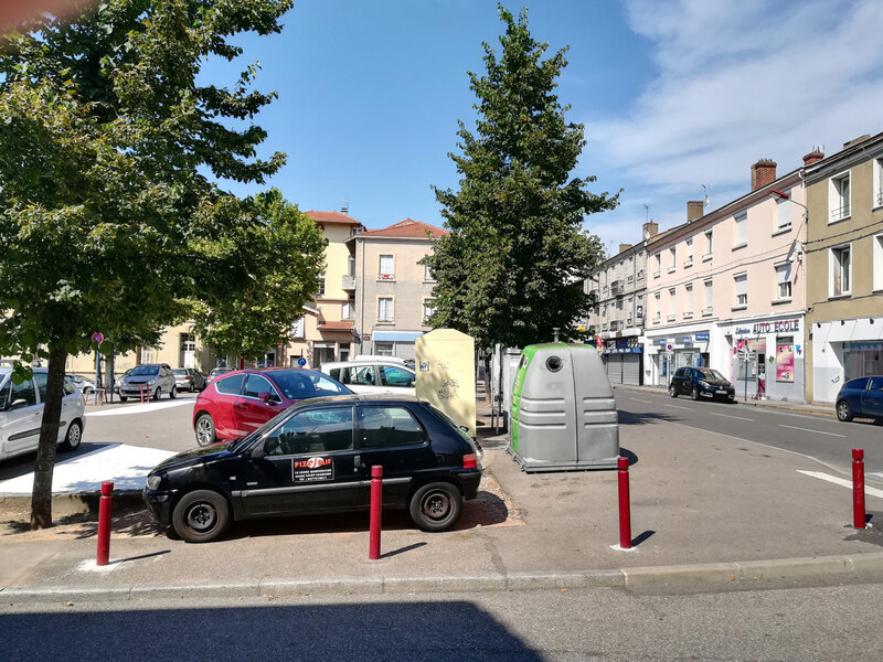 place Germain Morel, 1er août 2018 (2)