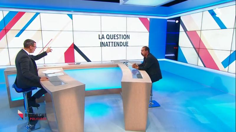 LA QUESTION INATTENDUE Philippe Martinez MEDIA DIXIT WORLD