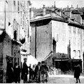 La rue du Marché