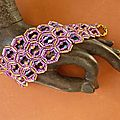 Jewel of india cuff
