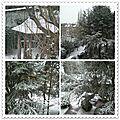 Jour de neige ...