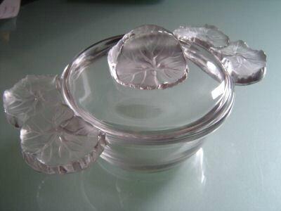 Confiturier Lalique