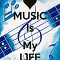 Music is my life... [200]