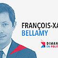 Dimanche en politique sur france 3 n°109 : francois-xavier bellamy