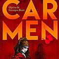 Carmen avec la fabrique opera