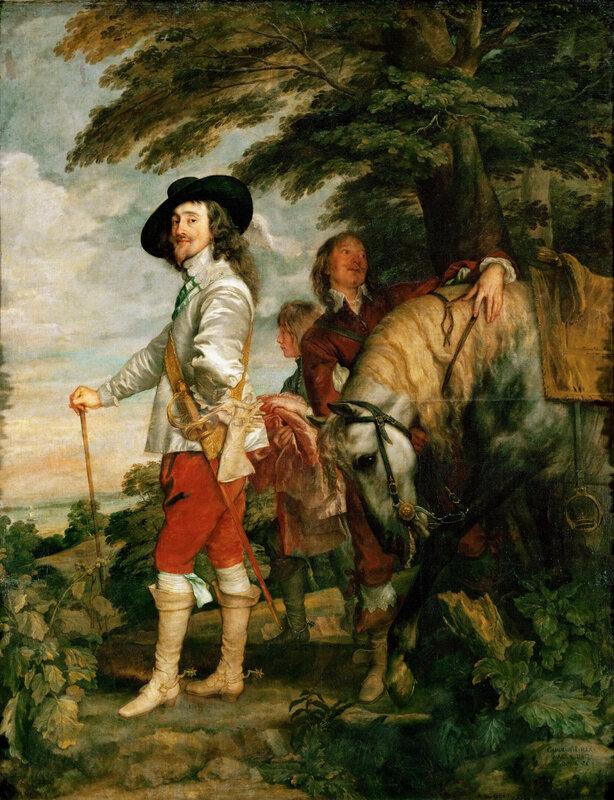 Dyck-Charles-I-at-the-hunt-1657x2160
