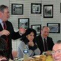 Jeudi 21 fev 2008, visite du sénateur maire au centre social